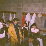 1991 All Ireland Final Pre-match Changing Room A
