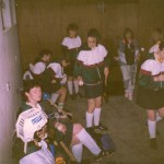 1991 All Ireland Final Pre-match Changing Room B