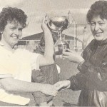 1991 Ulster Final Cup Presentation