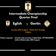 U14s The U14s had a comfortable win in the Championship yesterday evening defeating Fintona, Eglish 5-19 Fintona 0-07. The U14s play Trillick on Saturday morning in the Grade 1 League...